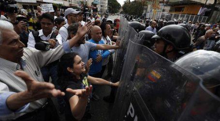 Βενεζουέλα: Νέες διαδηλώσεις στο Καράκας στη σκιά του μπλακ
