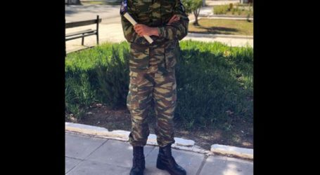 Η απάντηση του αλεξιπτωτιστή που τραγούδησε το «Μακεδονία Ξακουστή»