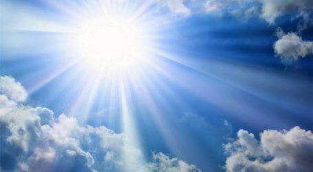 """Ανοιξιάτικος ο καιρός μέχρι το Σάββατο στη Λάρισα – """"Χαλάει"""" από Κυριακή (πρόγνωση)"""