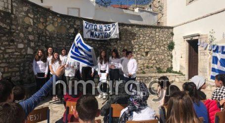 Σε ατμόσφαιρα εθνικής υπερηφάνειας γιόρτασαν την 25η Μαρτίου οι Έλληνες της Αλβανίας