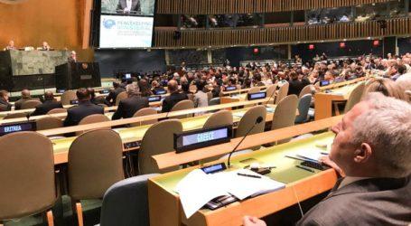 Ο ΥΕΘΑ Ευάγγελος Αποστολάκης στη Σύνοδο για τις ειρηνευτικές επιχειρήσεις του ΟΗΕ