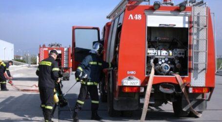 Άσκηση της Πυροσβεστικής Υπηρεσίας στο εργοστάσιο της ΕΥΡΗΚΑ