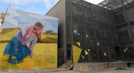 Φεστιβάλ δημόσιων τοιχογραφιών στον Βόλο [βίντεο]