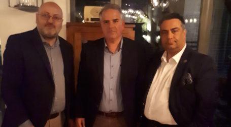 Στο Συνέδριο Mareport 2019 ο Αχιλλέας Μπέος με τον Άρη Σαββάκη