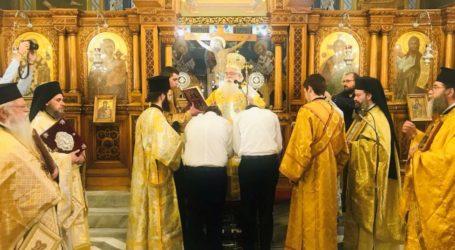 Λαμπρή η Κυριακή της Ορθοδοξίας στον Βόλο