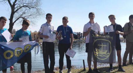 Χάλκινο μετάλλιο από το Τμήμα Κωπηλασίας Α.Σ. «ΔΗΜΗΤΡΙΑΣ» στους Διασυλλογικούς Αγώνες στην Καστοριά