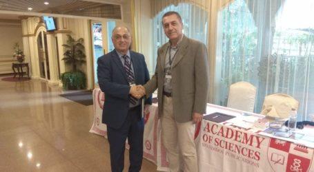 Μέλος της Παγκόσμιας Ακαδημίας Επιστημών ο υπ. Περιφερειάρχης Δ. Κουρέτας