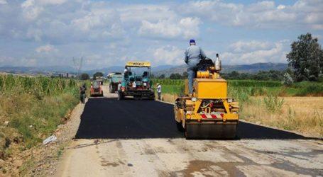 Έργο αγροτικής οδοποιίας συνολικού προϋπολογισμού 660.000 ευρώ στο Δήμο Αλμυρού