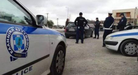 Οκτώ συλλήψεις στη Μαγνησία για οδήγηση χωρίς δίπλωμα