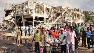 Τουλάχιστον 25 νεκροί σε επίθεση ισλαμιστών στην Μογκαντίσου