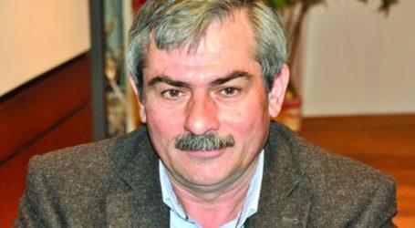 Υποψήφιος περιφερειάρχης Πελοποννήσου ο Θανάσης Πετράκος