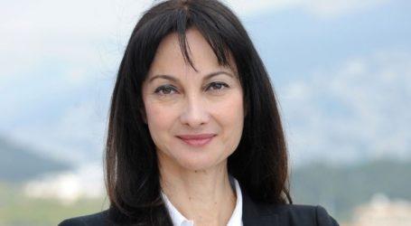 Βράβευση της υπουργού Τουρισμού Έλενας Κουντουρά για την τουριστική στρατηγική της Ελλάδας