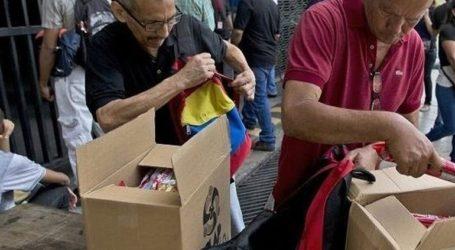 Η Ουάσινγκτον επέβαλε κυρώσεις σε βάρος βενεζουελανών αξιωματούχων για παρεμπόδιση της ανθρωπιστικής βοήθειας