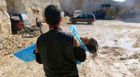 Τοξικό χημικό χρησιμοποιήθηκε στην επίθεση εναντίον της πόλης Ντούμα