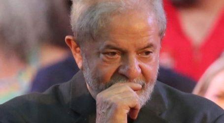 Ο πρώην πρόεδρος Λούλα ζητά να του επιτραπεί να παραστεί στην κηδεία του εγγονού του
