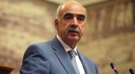 «Αποδέχθηκα την πρόταση του Κ. Μητσοτάκη να είμαι στην πρώτη γραμμή της μάχης στις ευρωεκλογές»