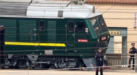 Το τραίνο του ηγέτη της Βόρειας Κορέας Κιμ Γιονγκ Ουν αναχώρησε για την Κίνα