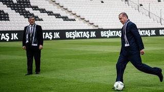 Δεν πραγματοποιεί το όνειρό του για δημιουργία δικής του ομάδας ο Ερντογάν