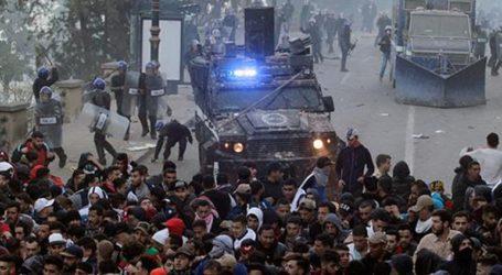 183 τραυματίες στις αντικυβερνητικές διαδηλώσεις