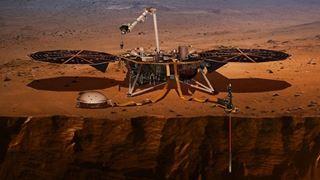 Ξεκίνησε το σκάψιμο στον Άρη για, υπόγειες αρχαίες λίμνες