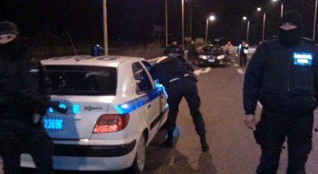 Σύλληψη μελών εγκληματικής ομάδας για παράνομη μεταφορά αλλοδαπών