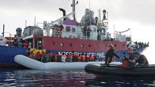 Μειώθηκαν θεαματικά τον Φεβρουάριο οι αφίξεις μεταναστών διά θαλάσσης