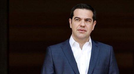 Συλλυπητήρια του πρωθυπουργού Αλέξη Τσίπρα για την απώλεια του Γιάννη Μπεχράκη