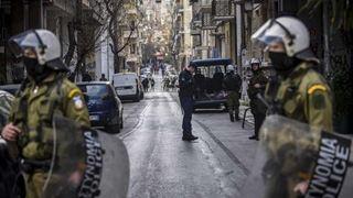 Συνολικά 213 άτομα εμπλέκονται στη σπείρα αλλοδαπών της κατάληψης Αραχώβης