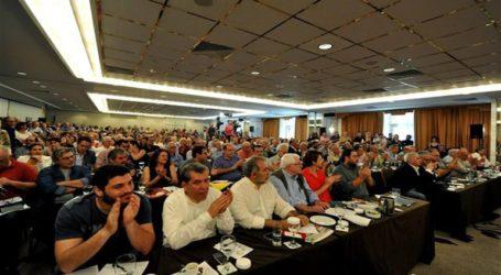 Ολοκληρώθηκε η συνεδρίαση της ΚΕ του ΣΥΡΙΖΑ, με ομόφωνη έγκριση της πολιτικής απόφασης