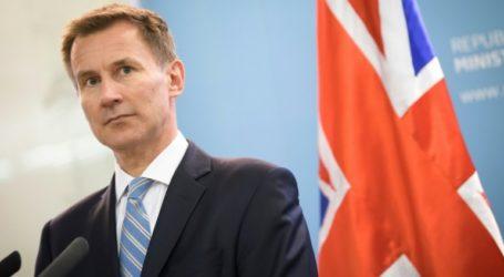 Η ειρηνευτική διαδικασία «μπορεί να είναι νεκρή εντός εβδομάδων», προειδοποιεί ο Βρετανός ΥΠΕΞ