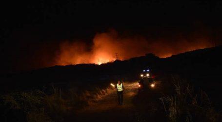 Πολυάριθμες πυρκαγιές στον βορρά εξαιτίας των αυξημένων θερμοκρασιών