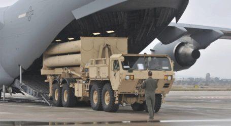 Οι αμερικανικές ένοπλες δυνάμεις ανέπτυξαν το αντιπυραυλικό σύστημα THAAD στο ισραηλινό έδαφος