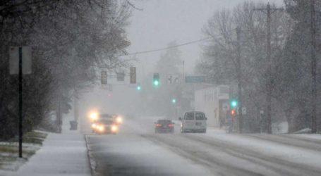 Σε κλοιό χιονιά οι βορειοανατολικές ΗΠΑ