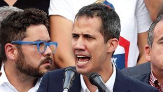 Ο Γκουαϊδό καλεί τους πολίτες σε νέες διαδηλώσεις το Σάββατο
