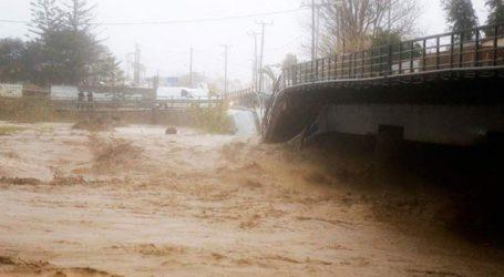Επί 41 ώρες έβρεχε χωρίς διακοπή στην Κρήτη