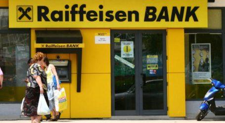Βυθίζονται οι μετοχές της Raiffeisen Bank