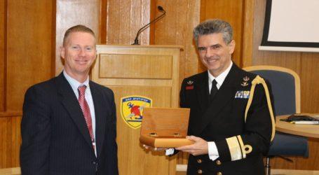 Επίσκεψη Αξιωματικών του «Air War College» των ΗΠΑ στην Ελλάδα
