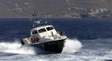 Μεγάλη επιχείρηση για τον εντοπισμό πλοίου με δεκάδες πρόσφυγες στο Αιγαίο