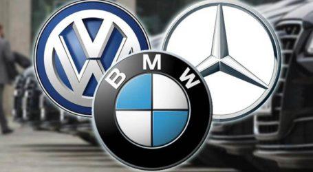 Η ΕΕ «θα εγκαλέσει σύντομα» BMW, Daimler και Volkswagen για συμπαιγνία σχετικά με τους ρύπους
