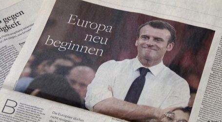 Θετικές αντιδράσεις στην επιστολή Μακρόν για την Ευρώπη