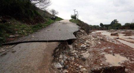 Στα 17 εκατ. ευρώ υπολογίζει ο Δήμος Χανίων το ύψος των ζημιών που προκλήθηκαν από την κακοκαιρία