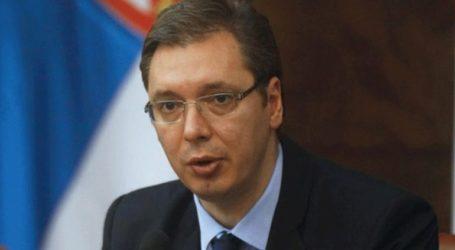 «Η Σερβία δεν θα γίνει μέλος της Ε.Ε. εάν δεν πετύχει συμφωνία με τους Αλβανούς του Κοσόβου»