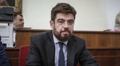 Επίσκεψη του Ρώσου γενικού εισαγγελέα στον υπουργό Δικαιοσύνης Μ. Καλογήρου