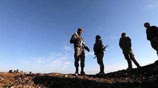 Εκατοντάδες τζιχαντιστές συνελήφθησαν ή παραδόθηκαν στην Μπαγούζ
