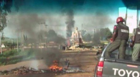 Πέντε αγρότες σκοτώθηκαν όταν το φορτηγό στο οποίο επέβαιναν χτυπήθηκε από νάρκη