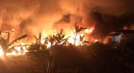 Έκρηξη βόμβας προκάλεσε πυρκαγιά σε τμήμα του αγωγού μεταφοράς αργού Transandino