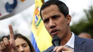 Ο Γκουαϊδό καλεί τους Ευρωπαίους να ενισχύσουν τις κυρώσεις εναντίον της κυβέρνησης Μαδούρο