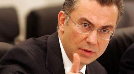 Υποψήφιος με τη Νέα Δημοκρατία ο Θεόδωρος Ρουσόπουλος