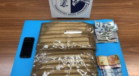 Συνελήφθη στο «Ελ. Βενιζέλος» για μεταφορά κοκαΐνης