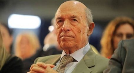 Ομιλία του Kώστα Σημίτη στην Θεσσαλονίκη με τίτλο «Τέρμα στην αποτελμάτωση»